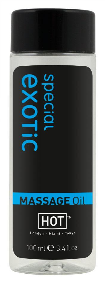 Массажное масло для тела Exotic Special - 100 мл.