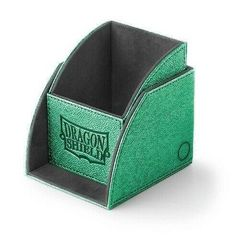 DS Deckboxes: Nest 100 Green/Black
