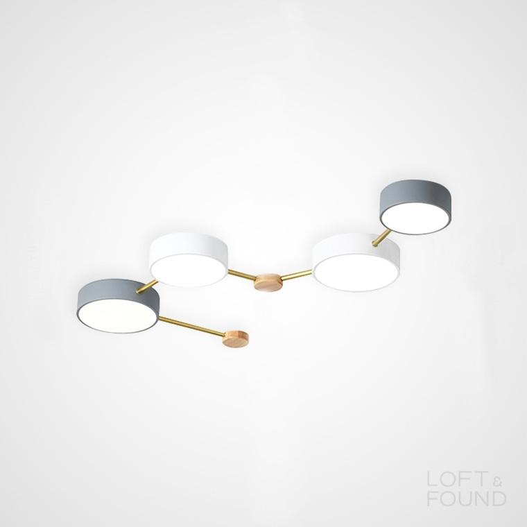 Потолочный светильник Lampatron style Solen