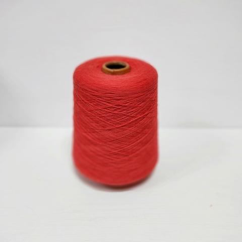 Lora&Festa, Nadir, Меринос 100%, Мандарин (оранжево-красный), 2/30, 1500 м в 100 г