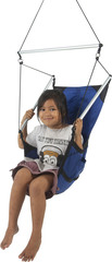 Подвесное кресло Ticket to the Moon Mini Moon Chair Royal Blue - 2