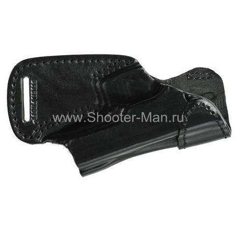 Кобура за спину для пистолета Ярыгина модель № 10 модификация 2011 г Стич Профи фото
