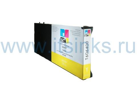 Картридж для Epson 4800/4880 C13T606400 Yellow 220 мл