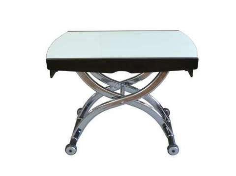 Стол трансформер Галант(стекло)