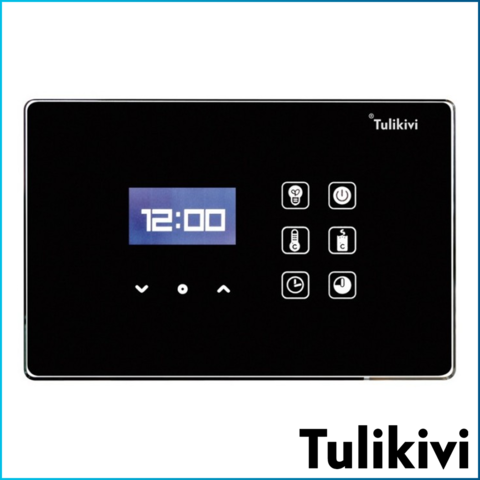 Пульт Tulikivi Touch Screen черный