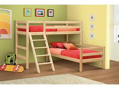 Двухъярусная кровать Мезонин 82