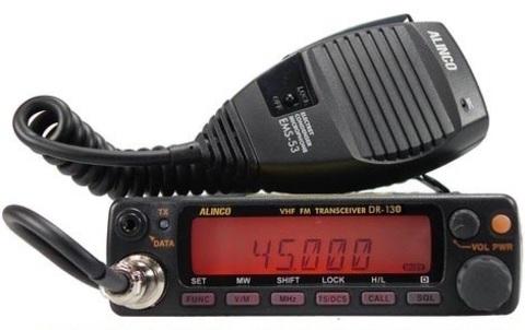 УКВ радиостанция ALINCO DR-135LH