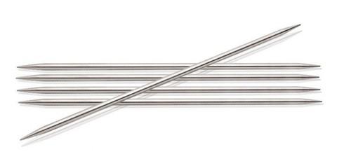 Чулочные спицы ChiaoGoo металл 20 см