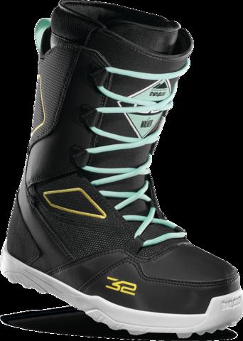 Ботинки для сноуборда Thirtytwo Thirtytwo Light Jp '20 - black