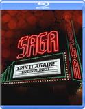 Saga / Spin It Again! Live In Munich (Blu-ray)