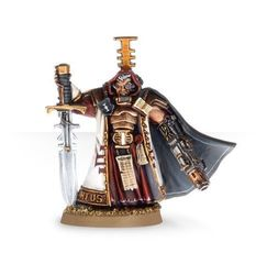 Inquisitor with Combi-weapon