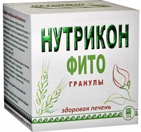 Нутрикон Фито, хрустящие гранулы, 350г