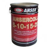 Ansercoll 5-10-15-20 25кг однокомпонентный каучуковый клей для фанеры и паркета Анцер-Польша