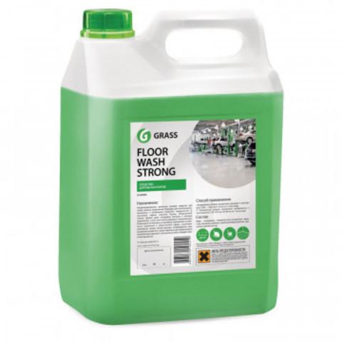 Средство для мытья пола Floor Wash Strong 5,6кг щелочное концентрат