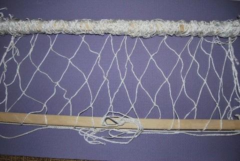Гамак одноместный плетённый: НН