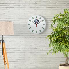 Настенные часы с эмблемой Volkswagen 07