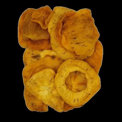 Хурма вяленая натуральная без сахара, 250 гр