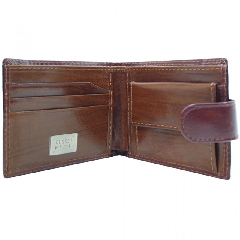 Мужской небольшой кошелек Cosset 14-30-226