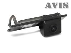 Камера заднего вида для Renault Fluence Avis AVS312CPR (#071)