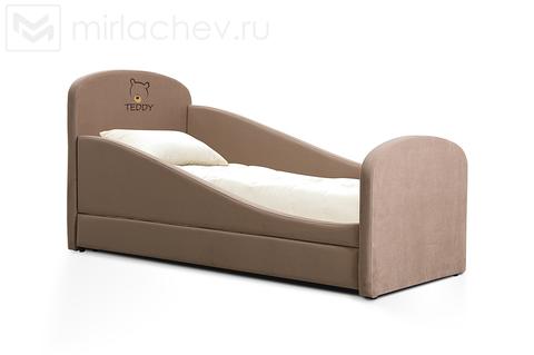 Кровать Тедди Тринити беж\вышивка Тедди