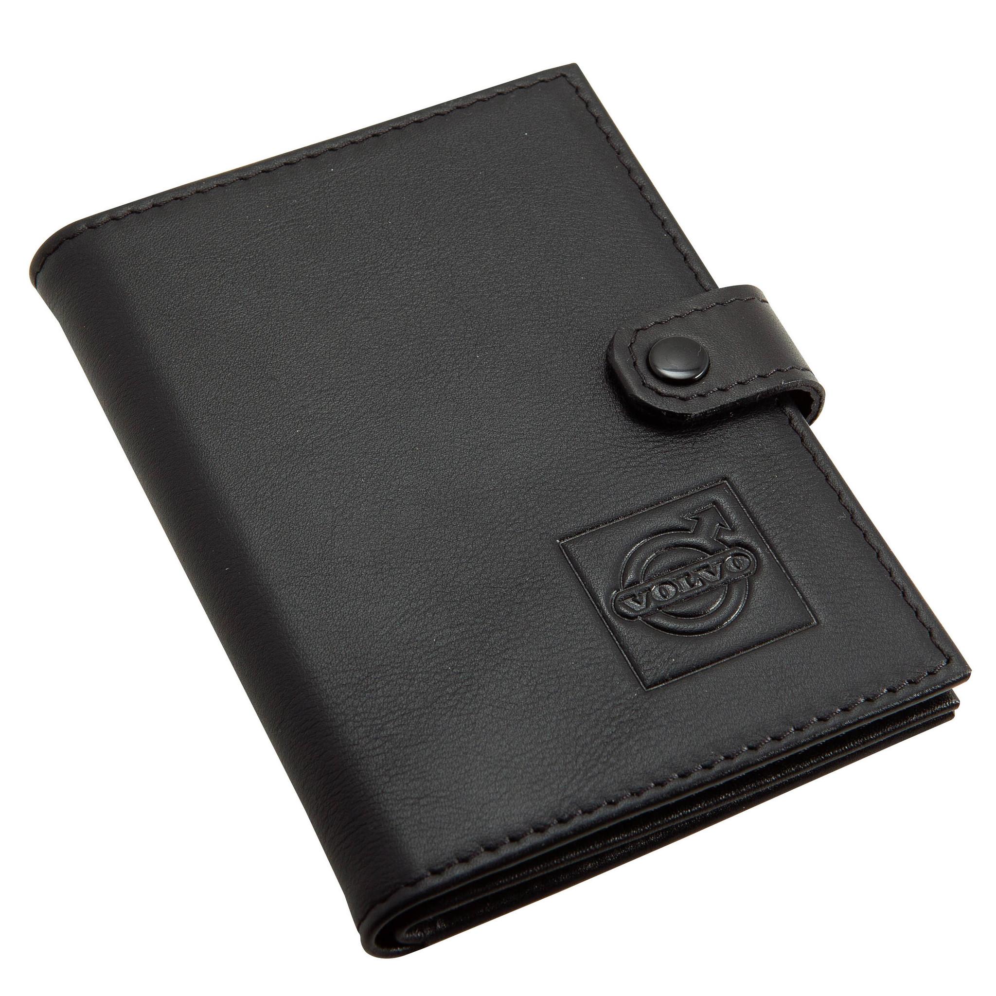 Портмоне для автодокументов и паспорта Volvo
