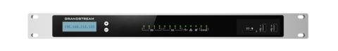 Grandstream UCM6304 - IP ATC. До 2000 абонентов / 300 одновременных вызовов, до 200 участников в конф., до 40 FullHD участников в видеоконф., RemoteConnect, 4хFXS, 4xFXO, 1xWAN, 1xLAN, HA