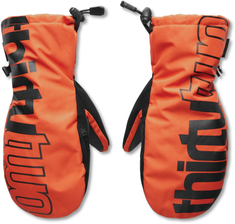 Варежки Thirtytwo Corp Mitt 10k - orange