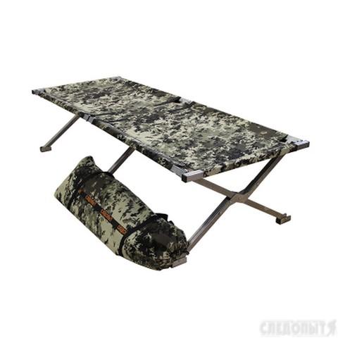 Раскладушка туристическая - походная кровать