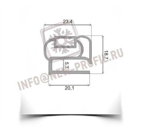 Уплотнитель для морозильника Бирюса АХН-120 760*550 мм (014/013)