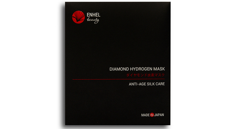Маска для лица ENHEL Diamond Hydrogen (3 шт)