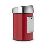 Мусорный бак Touch Bin (3 л), артикул 364426, производитель - Brabantia, фото 3