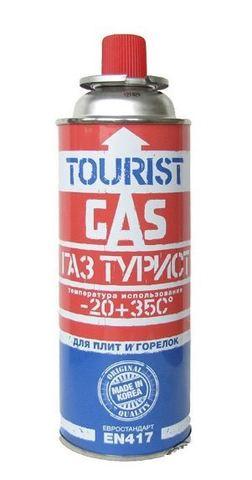 Газовый баллон TOURIST, 220 г, TB-220
