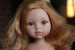 Кукла Даша без челки, 32 см,  Paola Reina