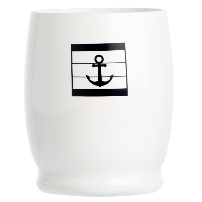 WATER GLASS – ANCHOR, SEA LOVERS