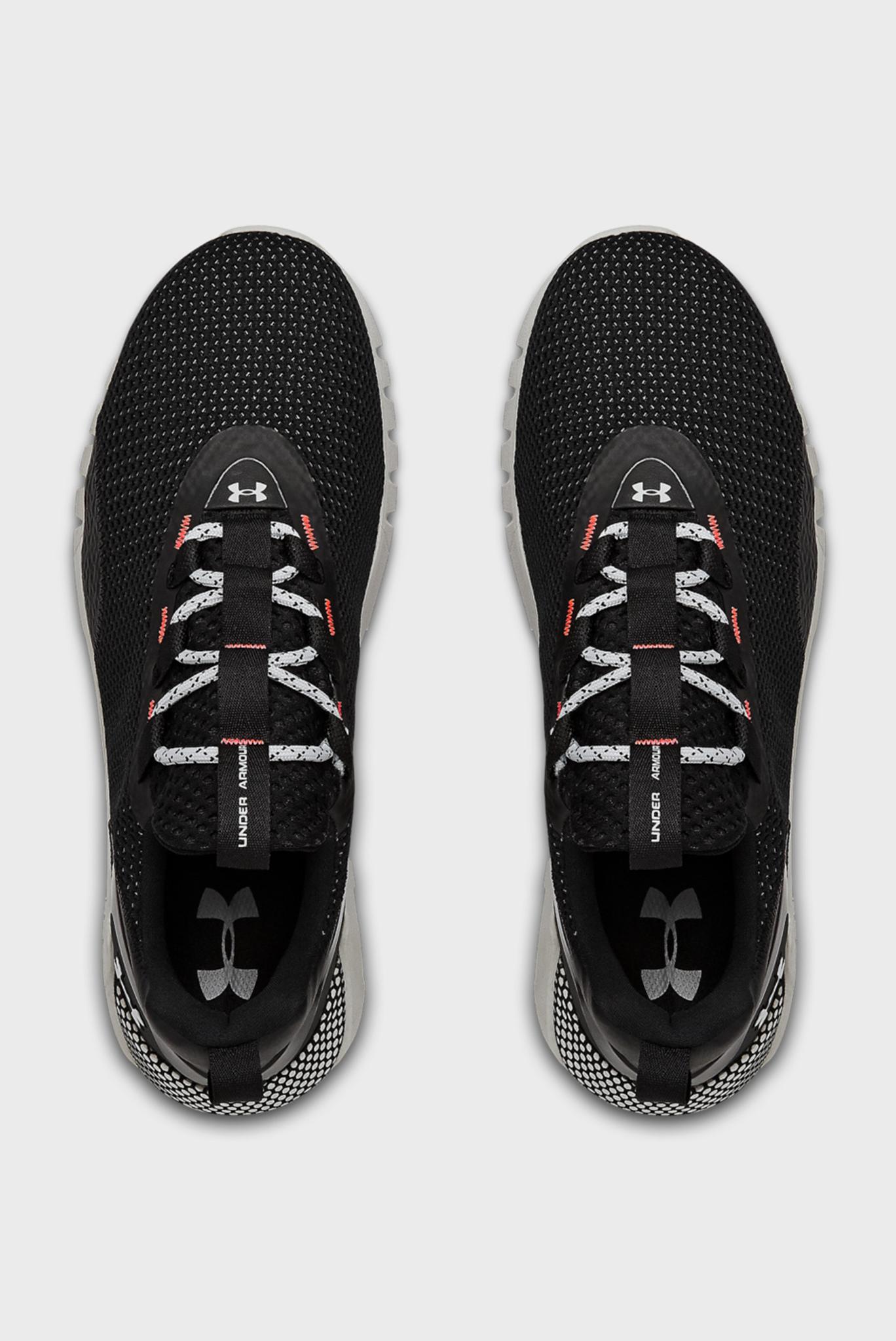 Мужские черные кроссовки UA HOVR STRT-BLK Under Armour