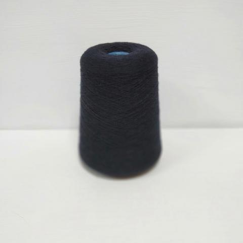 Loro Piana, Cashmere, Кашемир 100%, Очень темный синий, 2/27, 1350 м в 100 г