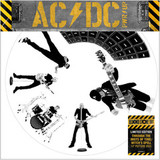 AC/DC / Through The Mists Of Time, Witch's Spell (Limited Edition)(Picture Disc)(12' Vinyl Single)