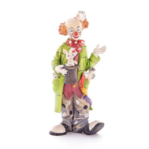 Клоун-иллюзионист