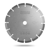 Алмазный сегментный диск Messer B/L. Диаметр 125 мм.