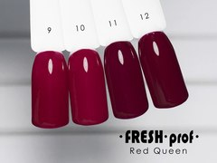 Гель лак Fresh Prof Red Queen 10мл R10