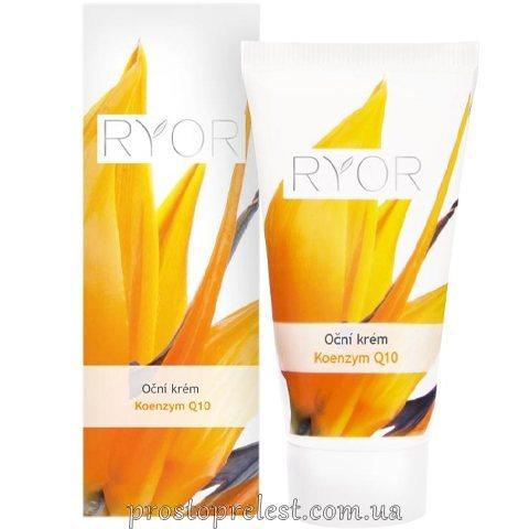 Ryor Сoenzyme Q10 Eye Cream - Крем под глаза с коэнзимом