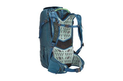 Картинка рюкзак туристический Thule Stir 35 Синий - 3