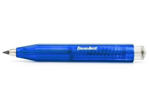 Карандаш цанговый ICE Sport 3.2мм синий прозрачный корпус