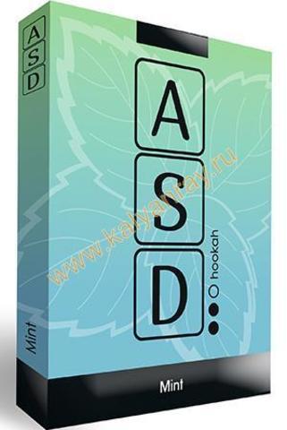 Бестабачная смесь ASD Hookah - Мята