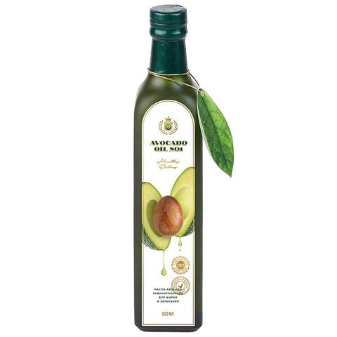 Масло авокадо гипоаллергенное Avocado oil №1, 500мл