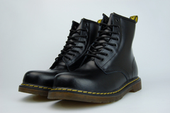 Ботинки Dr. Martens 1460 Wmns Fur Triple Black