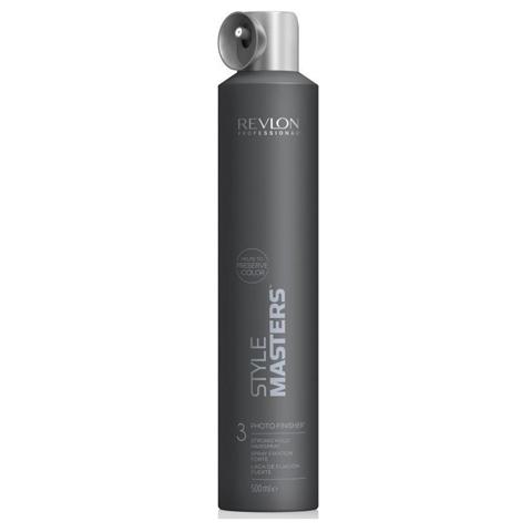 REVLON Style Masters: Лак для волос сильной фиксации (Hairspray Photo Finisher), 500мл