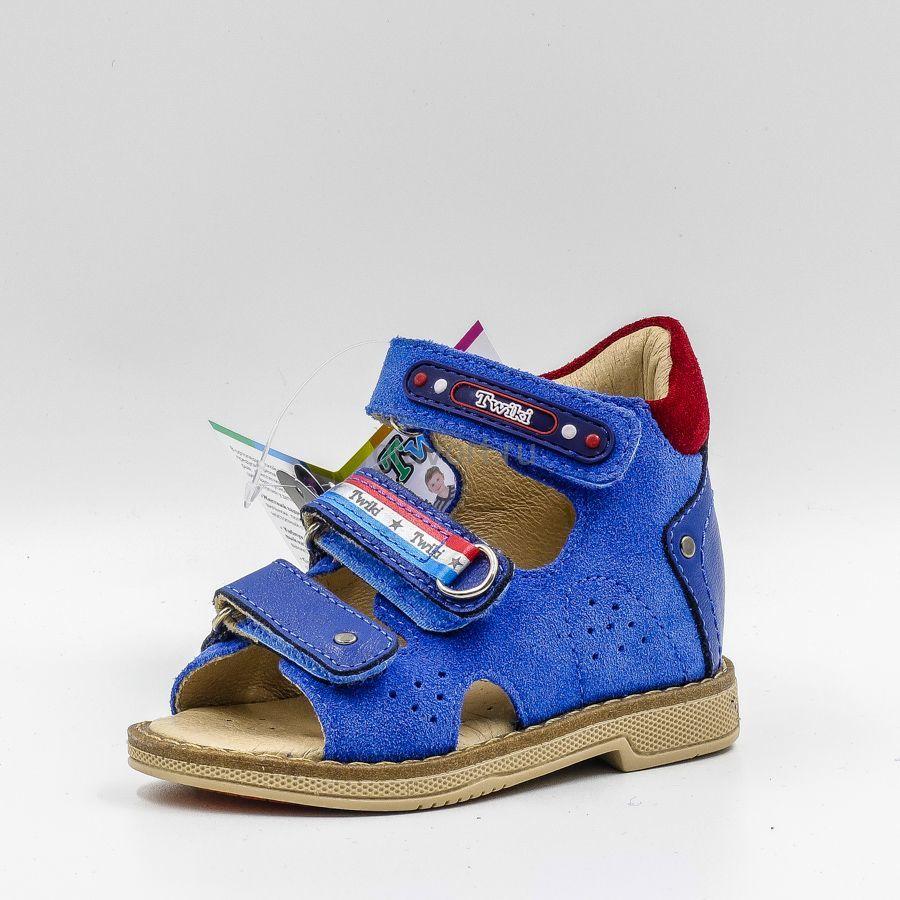 Обувь для девочек Сандалеты ортопедические Твики TW-123 obuv-22-108.jpg