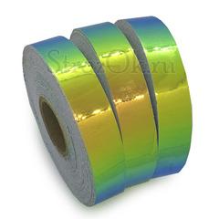 Купить лазерную обмотку для обруча оптом Изумрудную 3D Lazer