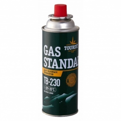 Газовый баллон GAS STANDARD, 220 г, TB-230